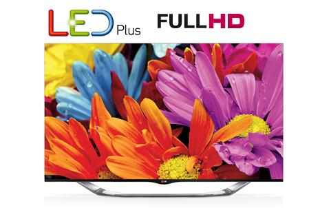 TV LED LG 47LN575S
