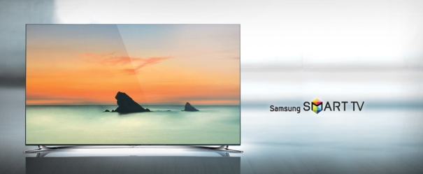 TV LED Samsung UE40F8000SL