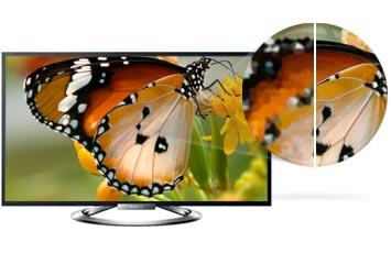 TV LED Sony KDL-47W805A