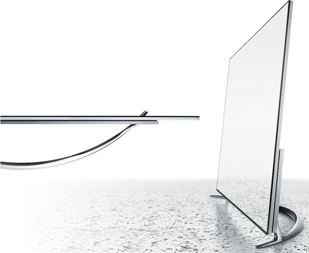 "Televisor 55"" LED 3D Samsung UE55F8000SL"