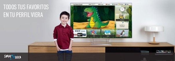 """Televisor 55"""" LED 3D Panasonic TX-L55DT60"""